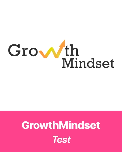Growth Mindset Test